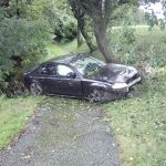 Verkehrsunfall Dreibuchen